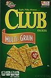 Club Crackers Multi-Grain, 12.7 Ounce