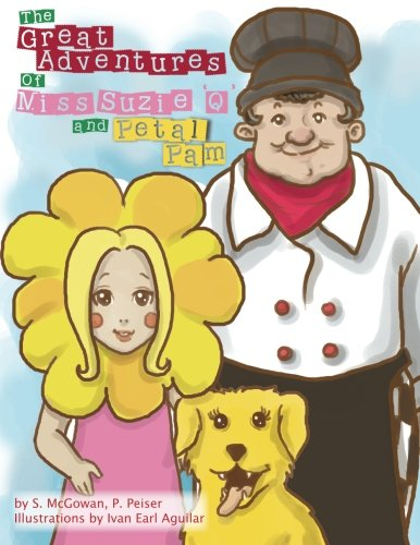 Pams Petals - The Great Adventures Of Miss Suzie 'Q' and Petal Pam
