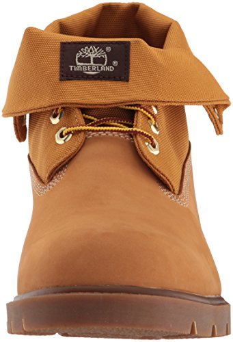 Timberland Cordura Ankle Nubuck Wheat Top Single Boot Basic Men's Roll FxprF4