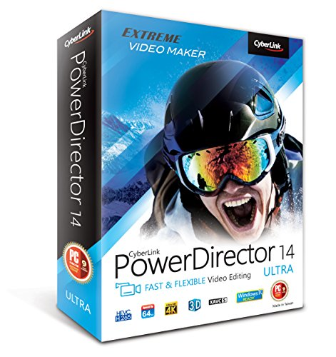 Cyberlink PowerDirector 14 Ultra by Cyberlink