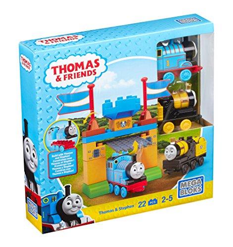 Mega Bloks Thomas & Friends – Thomas & Stephen Playset