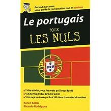 Portugais - Guide de conversation Pour les Nuls (Le), 2e