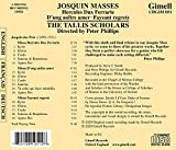 Josquin: Masses - Hercules Dux Ferrarie D'ung