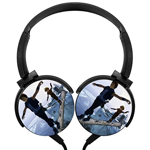 Brothers A Tale of Two Sons Wired Stereo Headset Bass Headphones,Nice,for PS4 Xbox one and PC Games,Noise Cancelling Over, (Brothers A Tale Of Two Sons Pc Game)