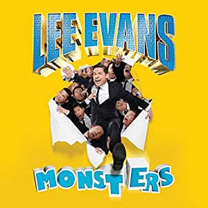 Lee Evans - Monsters Live Performance