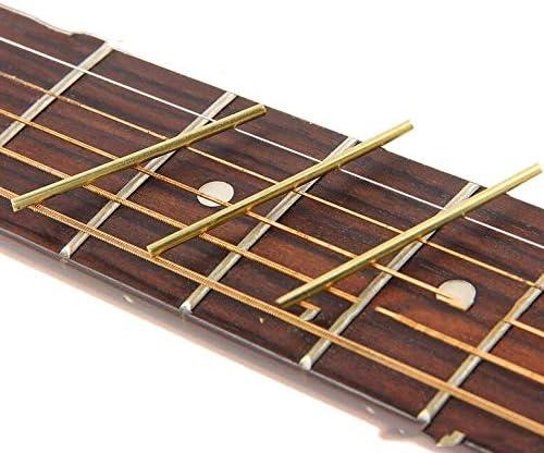 20 cables de latón dorado estándar para guitarras eléctricas ...