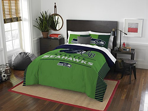 Seattle Seahawks Bed - 3