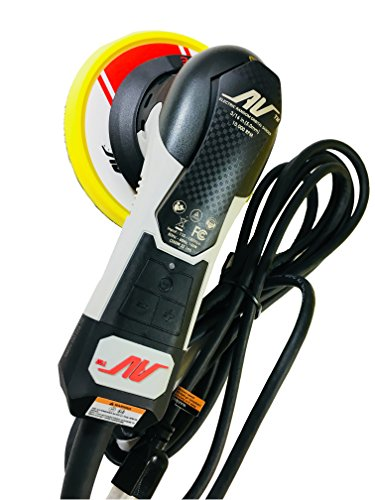"AirVANTAGE 6"" Palm-Style, 2nd Generation Advanced Electric Sander Non-Vacuum with Low-Profile Pad (3/32- Hook & Loop)"