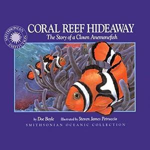 Coral Reef Hideaway (Read, Listen, Learn) Audiobook