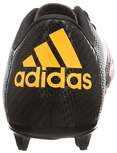shock Bambino Calcio 15 Fg Black solar Adidas Multicolore X Scarpe Da Pink Gold 3 core ag 844Wn7qy