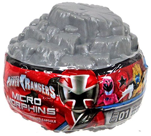 Power Rangers Collectible Blind Capsule Power Rangers Collectables