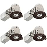 """Globe Electric 3"""" Swivel Spotlight Recessed Lighting Kit Review and Comparison"""
