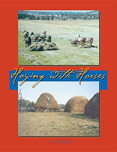 (Haying with Horses)