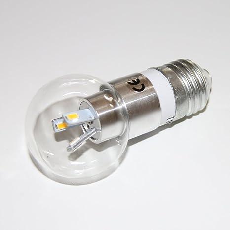 Bombilla LED Halo 3, lámpara LED, E27 de capacidad, 3 W, 200