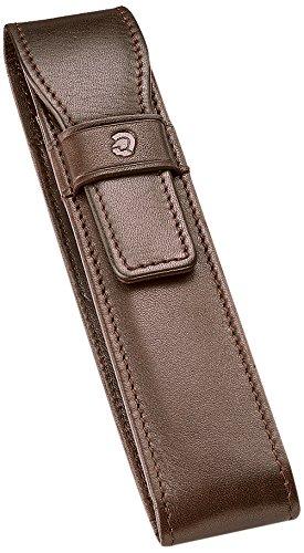 Funda de piel Staedtler Premium para 1 pluma, marrón: Amazon ...