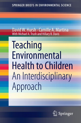 Teaching Environmental Health to Children: An Interdisciplinary Approach (SpringerBriefs in Environmental Science)