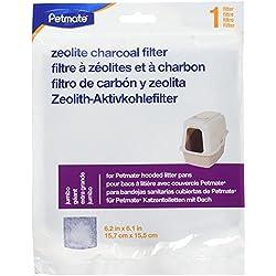 Petmate Zeolite Filters, Pack of 6