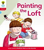 Oxford Reading Tree: Level 4: Floppy's Phonics Fiction: Painting the Loft