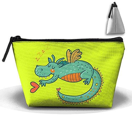 Crocodile Creek Sea Animals (Crocodile Makeup Bag Storage Portable Travel Wash Tote Zipper Wallet Handbag Carry Case)