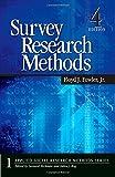 Survey Research Methods 9781412958417