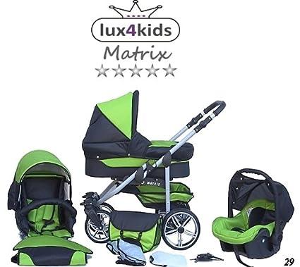 Chilly Kids Matrix II Juego de carrito para niños, para todo el añ