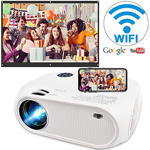Wireless WiFi Projector 4200L2020