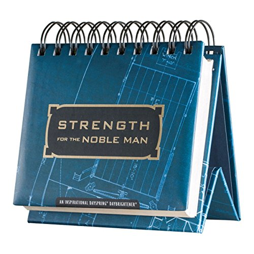 Flip Calendar - Strength From the Noble Man