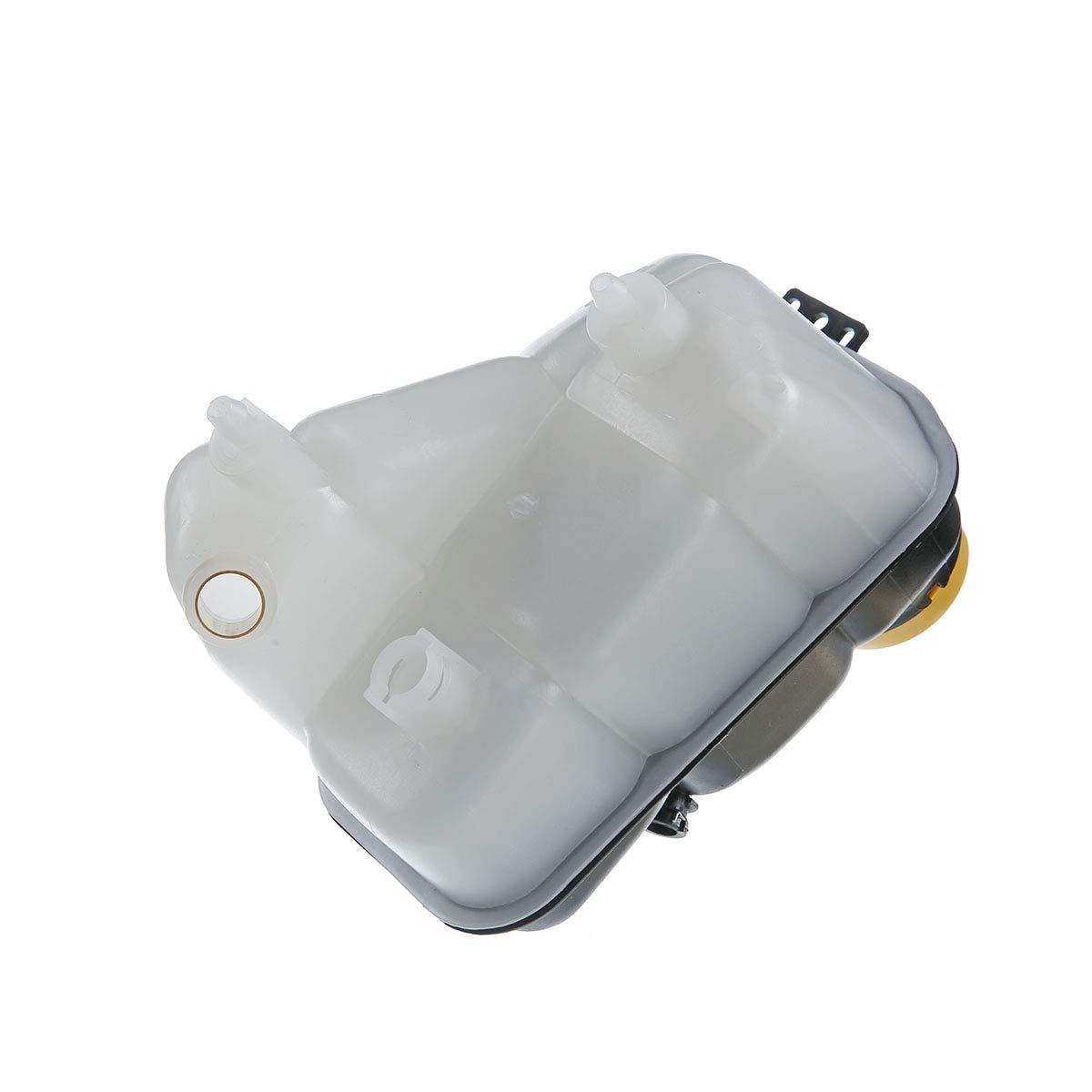Coolant Reservoir Expansion Recovery Tank for Mercedes-Benz W211 S211 W219 E320 E350 E500 E550 CLS550 E55 E63 AMG