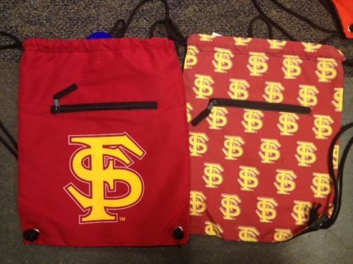 (2 Florida State String Backpacks)