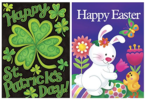 St. Patrick's Day and Easter Day...