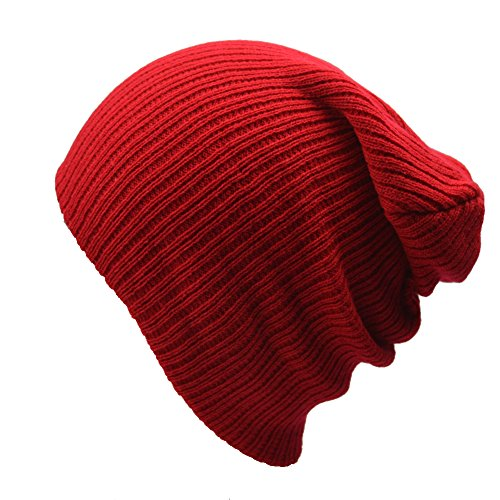 Gorro de Hombre Rosso Punto Sandy Ting para pPwqxxRz