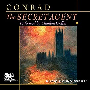 The Secret Agent Audiobook