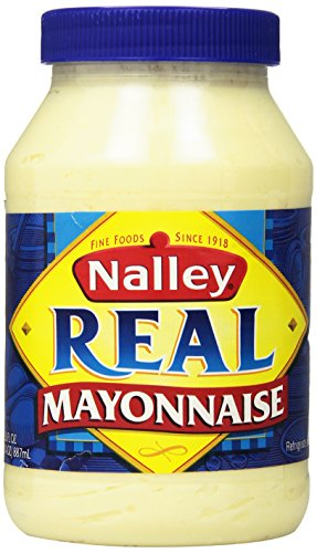 Nalley Real Mayonnaise, 32 Ounce (Pack of 12) by Nalley