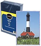 "Postcard & Photo Protective Sleeve Toploader - 5"" x 7"" - Pack of 25"