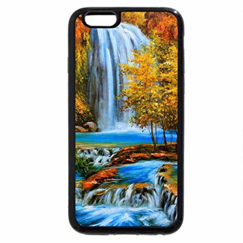 iPhone 6S / iPhone 6 Case (Black) Havasu Falls, Grand Canyon, USA