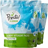 Amazon Brand - Presto! 94% Biobased Laundry
