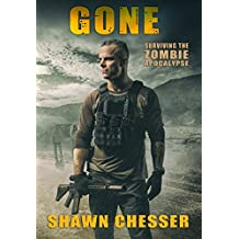 Gone (Surviving the Zombie Apocalypse Book 13)