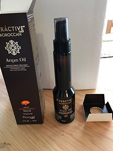 Amazon.com: ARGAN OIL MOROCCAN KERACTIVE ACEITE DE ARGON TRATAMIENTO: Beauty