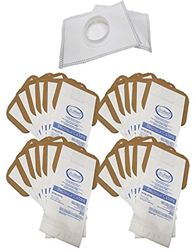 Ultra Fresh 24 Electrolux C Bags and 2 After Filters ()