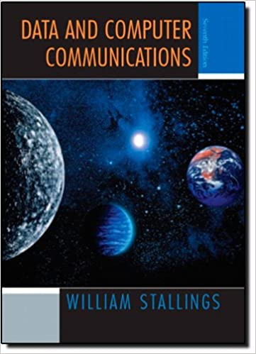 Data And Computer Communications Seventh Edition William Stallings