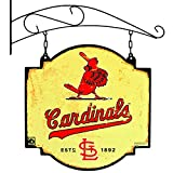 MLB St. Louis Cardinals Men's Tavern Sign, Small, Multicolor