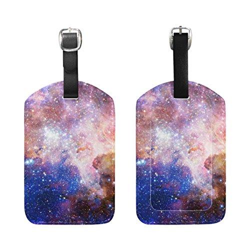 Amazon.com: Mi Diario Colorido Galaxy Y nebulosa etiqueta de ...