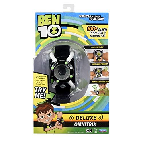 Amazon.com: Ben 10 Deluxe – Omnitrix: Baby