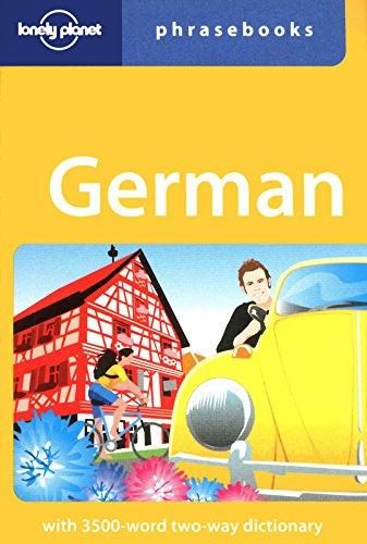 E.b.o.o.k Lonely Planet German Phrasebook [D.O.C]