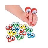 12 Oobi Eye Finger Puppets (Receive 12 per order) [Toy]