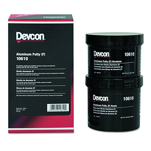 Devcon 10610 Aluminum Putty F 1 Lb Can Buy Online In