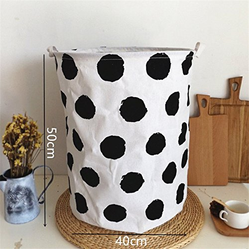 BranXin - Laundry Basket Dirty Cloth Cartoon Castle Baby Clo