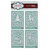 Creative Expressions Craft Die Festive Set - Paper Cuts Collection