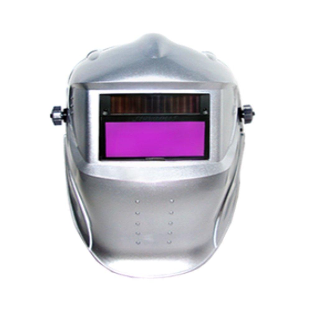 SERVORE 4000V 自動 遮光 溶接面 オート リフト オート暗く 溶接 ヘルメット シェード (海外直送品) (Blue) B01D4CY1LY Blue Blue