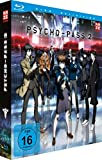 Psycho Pass - 2. Staffel - Box Vol.1 + Sammelschuber (Limited Edition) [Blu-ray] [Import allemand]